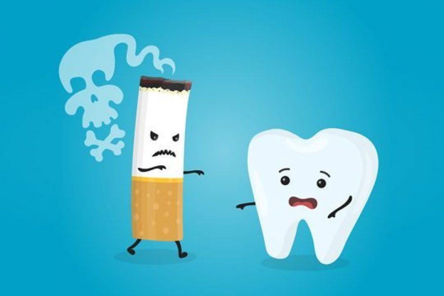 ¿Cómo influye el tabaco sobre los implantes dentales?